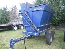 2002 KORVAN G306N Harvesting eq