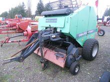 Used DEUTZ RB320 Hay