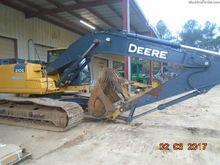 John Deere 210GLC Excavators