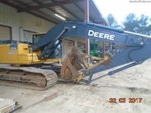 Used John Deere 210G