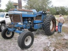 FORD 7700 Tractors