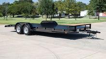 2017 MAXEY 20' Steel Floor Car