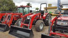 2017 MAHINDRA 3550 PST Tractors