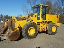 2001 DEERE 624H Loaders