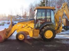 2002 DEERE 310G Backhoe loader