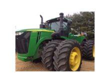 2015 John Deere 9620R Tractors