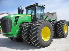 2010 John Deere 9630 Tractors
