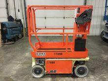 2007 JLG 1230ES Manlift
