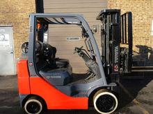 2013 TOYOTA 8FGCU25 Forklifts