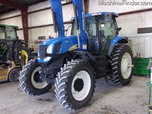 2010 NEW HOLLAND T7060 Tractors