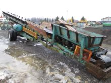 Stacking Conveyor EQUIPMENT SCR