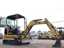 2012 CATERPILLAR 301.8C Excavat
