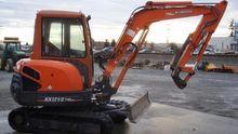 2005 KUBOTA KX121-3R2 Excavator
