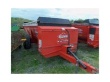 2011 KUHN 8110T Spreader