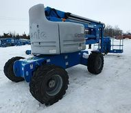 2011 Genie Z60/34 Articulated b