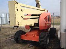 2007 JLG 450AJ Articulated boom