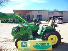 2014 JOHN DEERE 3039R Tractors