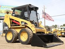 2004 CATERPILLAR 226B Skid stee