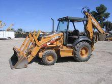 2006 CASE 580 SM Backhoe loader