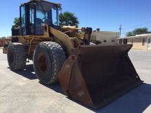 1999 CATERPILLAR 938G Loaders