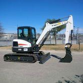 2016 BOBCAT E45 Excavators