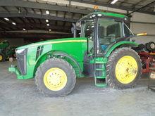 2012 John Deere 8260R Tractors