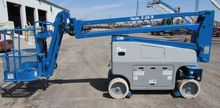 1998 Genie Z25/8 Articulated bo