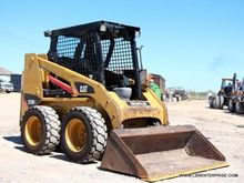 2008 CATERPILLAR 226B2 Skid ste