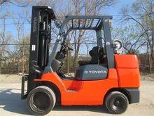 2006 TOYOTA 7FGCU45 Forklifts