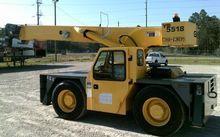2006 Grove YB5518 Cranes