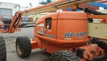2005 JLG 600AJ Articulated boom
