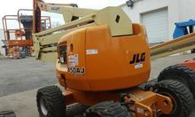 2005 JLG 450AJ Articulated boom