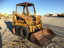 Used CASE 1737 Skid