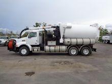 2005 STERLING L9500 Sewer flush