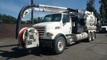2007 STERLING LT7501 Sewer flus