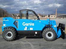 2017 GENIE GTH5519 Forklifts