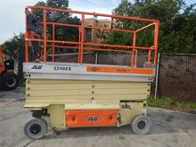 2007 JLG 3246ES Scissor lifts
