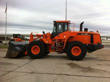 2015 Doosan DL420-5 Loaders
