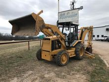 1994 CATERPILLAR 416B Backhoe l