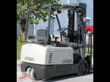 CROWN SC4040-35 Forklifts
