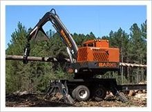 2016 BARKO 495B Log loaders - l