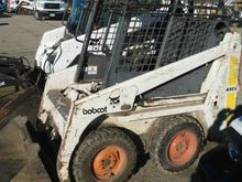 Used Bobcat 440B Ski