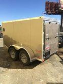 2017 Cargo Mate EHW4044 Car hau