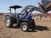 2000 FarmTrac 60 Tractors