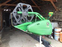 2010 JOHN DEERE 630R Harvesters