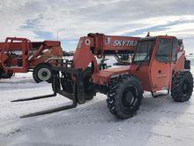 2007 SKY TRAK 8042 Forklifts