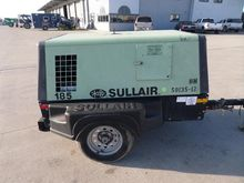 2011 SULLAIR 185CA Air compress