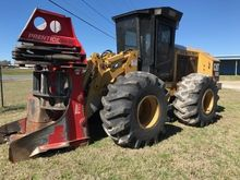 2011 CATERPILLAR 553 Feller bun