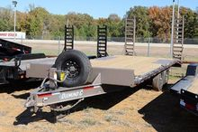 2016 DIAMOND C TRAILER Deckover