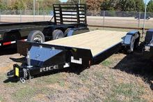 2017 RICE TRAILER Car hauler